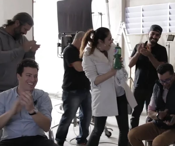 Making off - Supercandida
